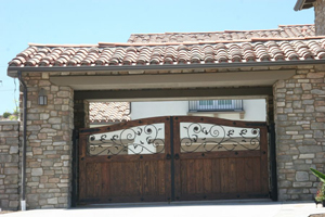 San Diego Iron Gates And Driveway Gates